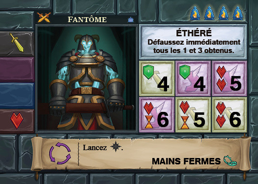 One Deck Dungeon Fantôme