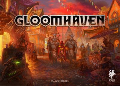 gloomhaven boite