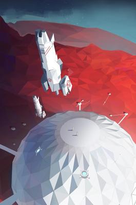 Ganymède Décollage Mars