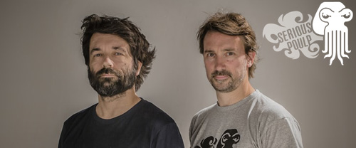 Serious Poulp - Bruno Sautter et Ludovic Roudy
