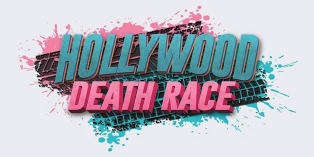Hollywood Death Race titre