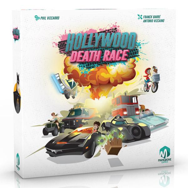 Hollywood Death Race boite