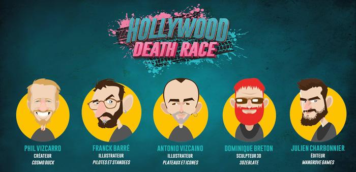 Team Hollywood Death Race