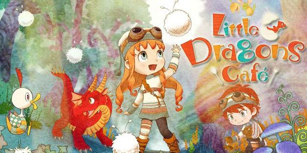 dragon little café