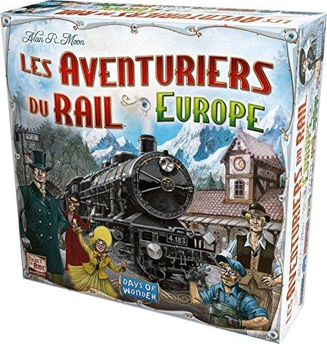 Aventuriers du rail en promo