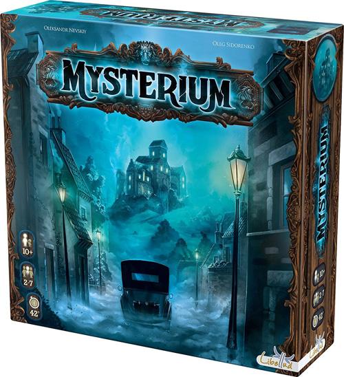Mysterium en promo