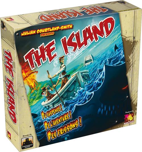 The Island en promo