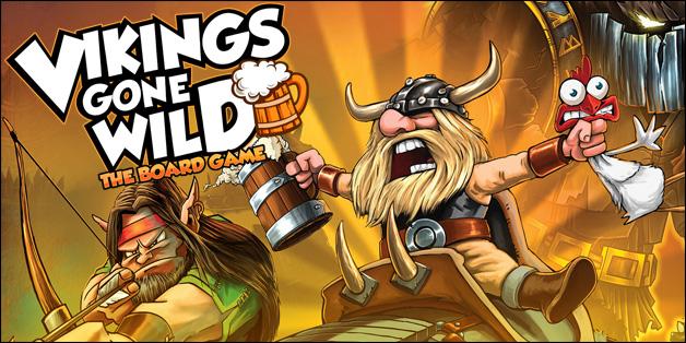 Vikings gone wild titre