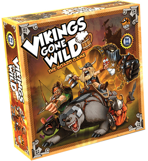 Vikings gone wild boite