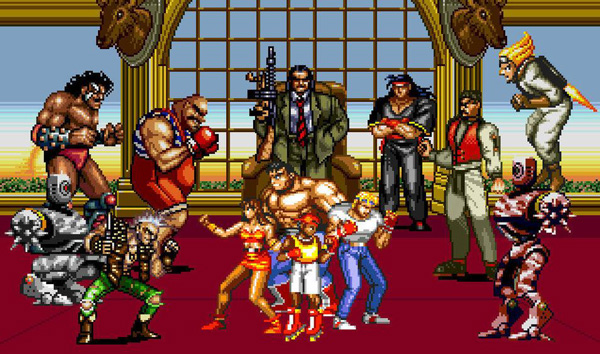 streets-of-rage-2 Tous les boss