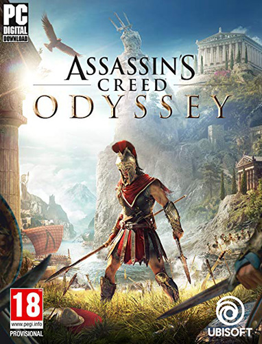 Assassin's Creed Odyssey en promo