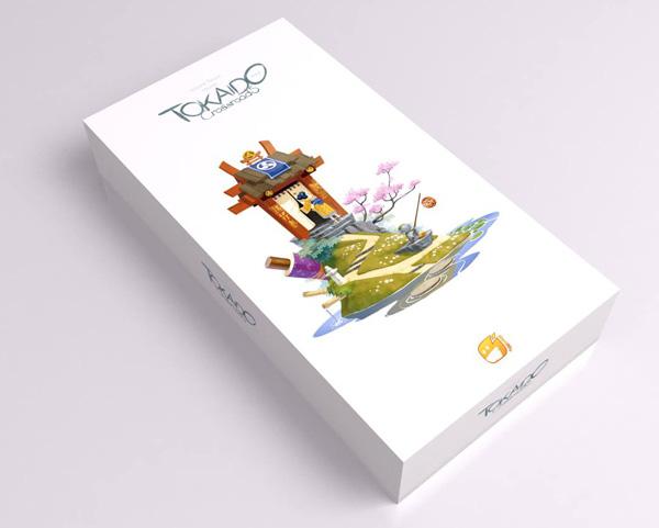 Tokaido - crossroads - reprint