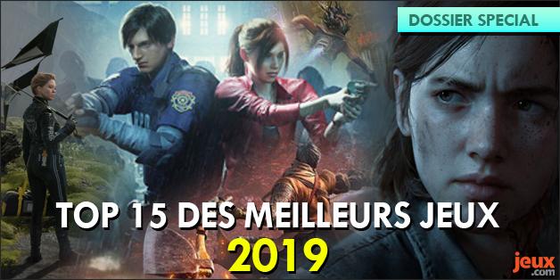 Les jeux les plus attendus en 2019