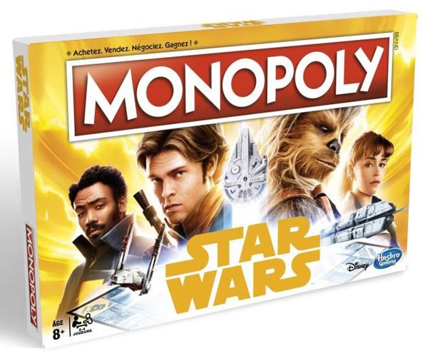 Monopoly Star Wars en promo