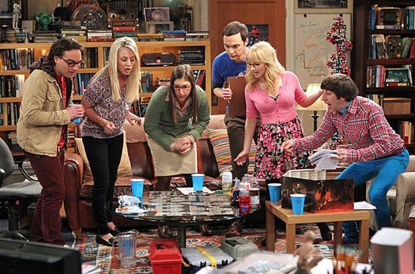 The Big Bang Theory - jeu de rôles