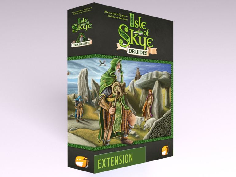 Extension Druides pour Isle of Skye - Funforge