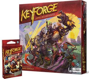 Keyforge boites