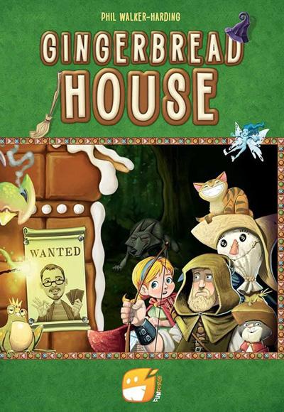 Gingerbread House boite