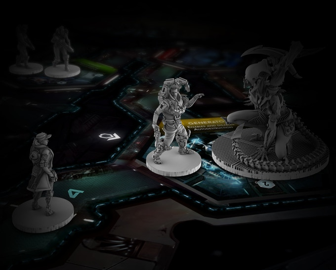 Nemesis-figurines