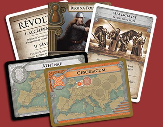 Pandemic-la-chute-de-rome-cartes