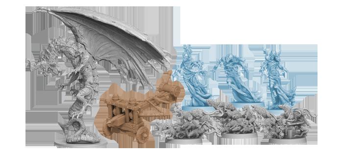 Zombicide-NoRestfortheWicked-figurines