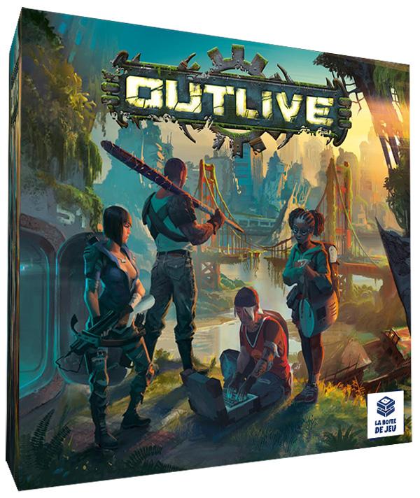 Outlive-boite