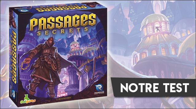 Passages Secrets Origames Renegade