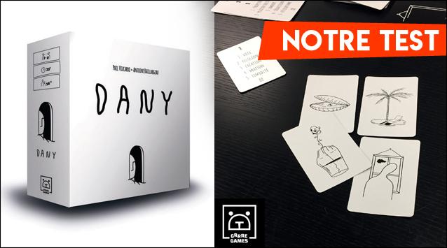 Dany - Phil Vizcarro - Grrre Games