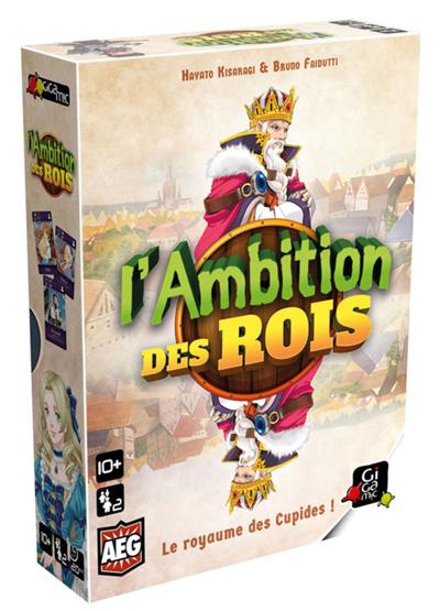 Gigamic L'Ambition des Rois