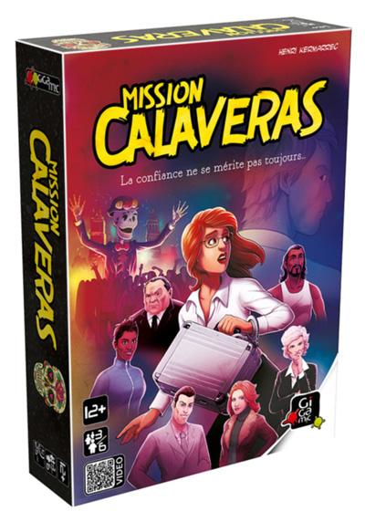 Gigamic Mission Calaveras