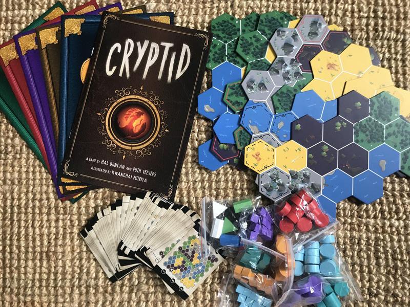 Cryptid matériel