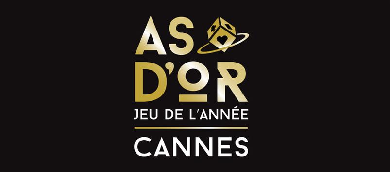 As d'Or - Jeu de l'Année Cannes