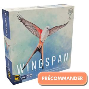 précommander Wingspan