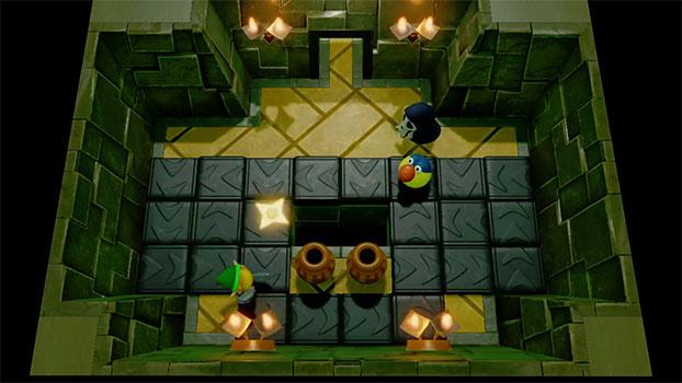 remake-link's-awakening-temple