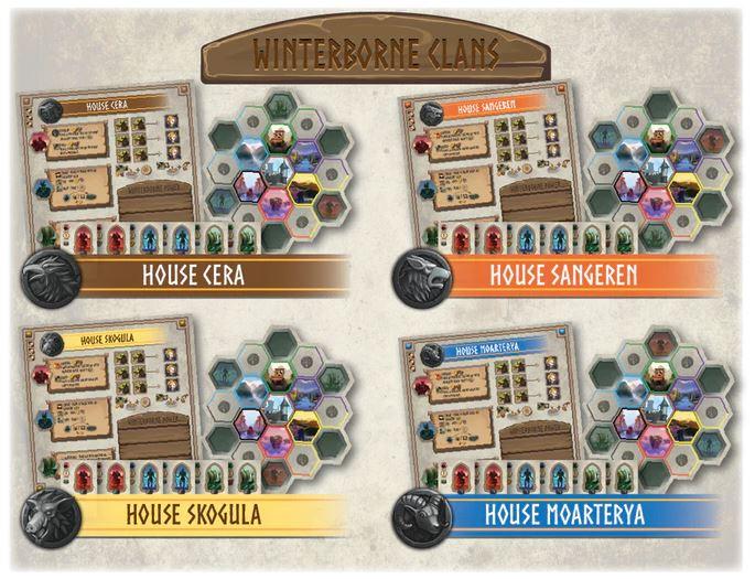 winterborne houses