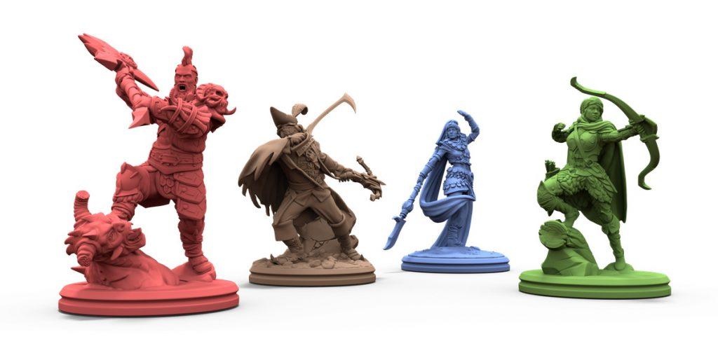 Sanctum-figurines