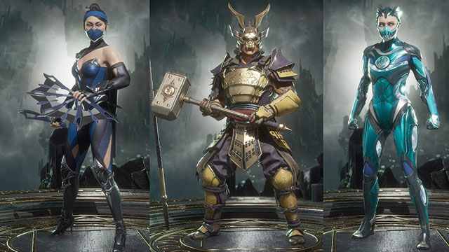 mortal kombat 11 personnages (2)