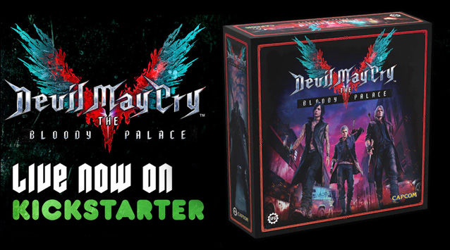 Devil May Cry - Bloody Palace