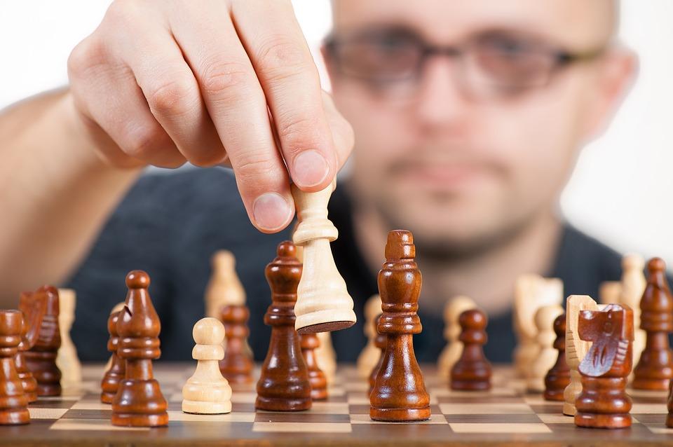 Echecs - stratégie