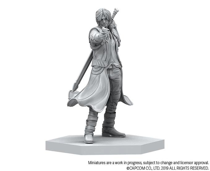 Figurine dante