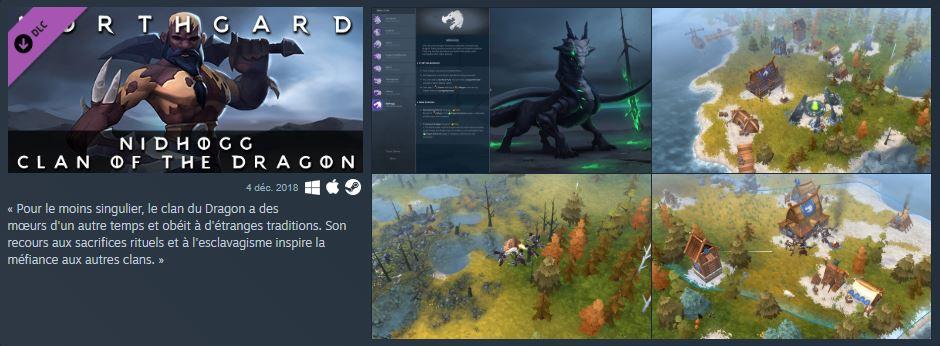 northgard dlc clan dragon