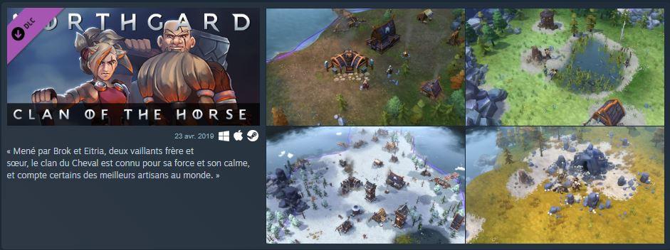 northgard dlc clan horse