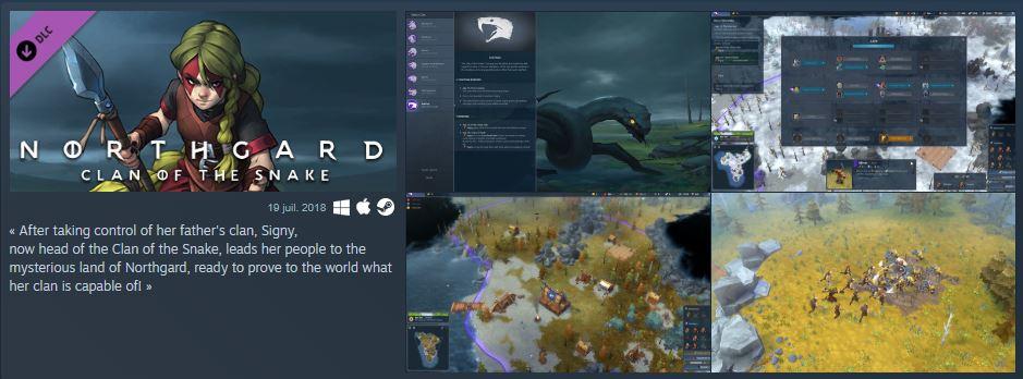 northgard dlc clan snake