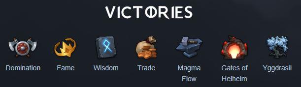 northgard victoires