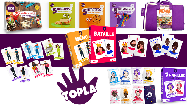 Topla-jeux-collection