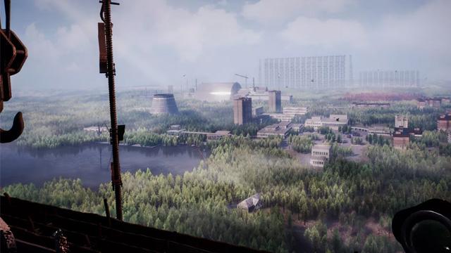 chernobylite-chernobyle
