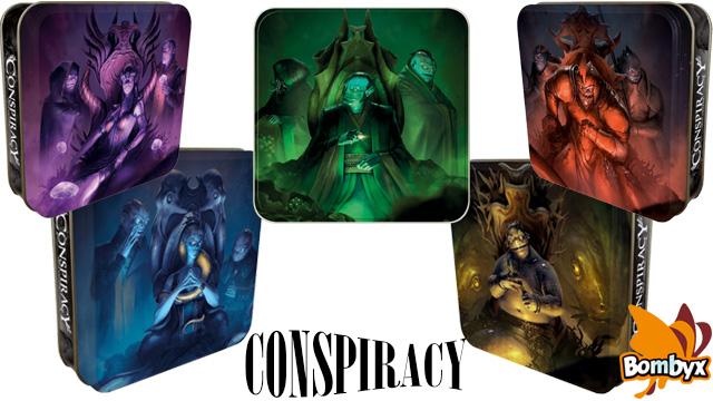 Conspiracy-boîtes