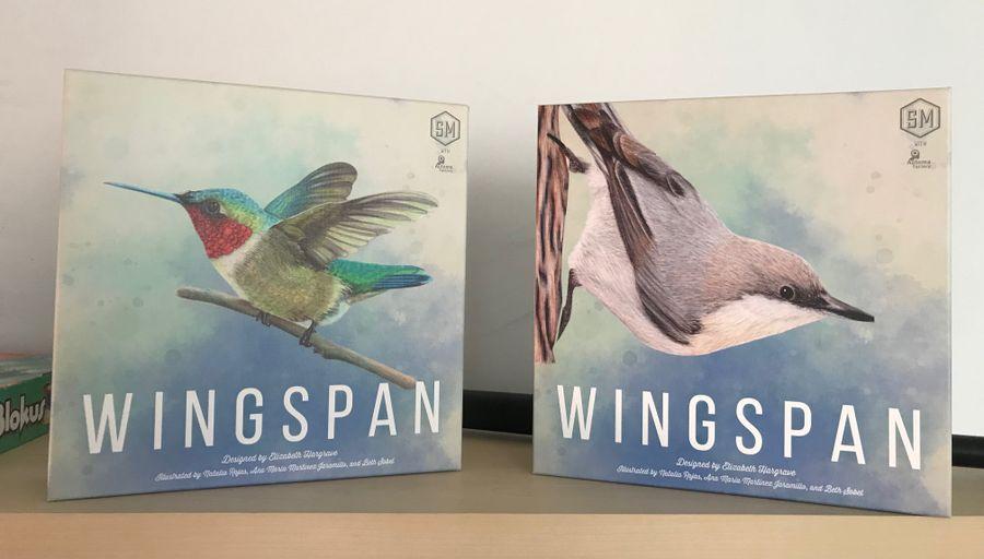 extension wingspan éditions spéciales