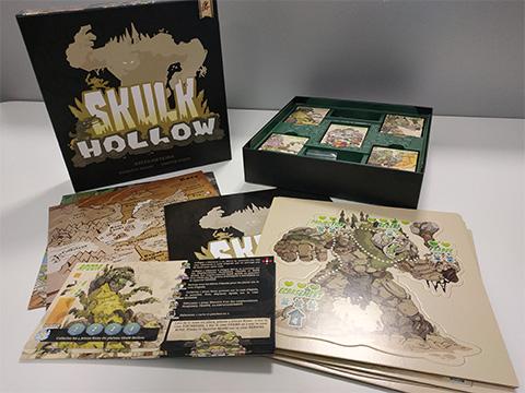 skulk hollow-contenu-boite