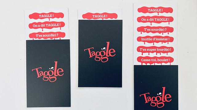 taggle-taggle